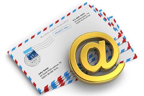 郵送での口座開設サポート